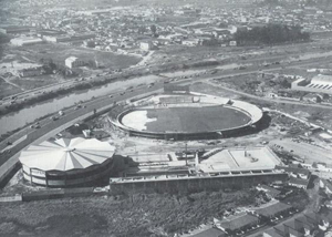 Estadio do Canindé 1956